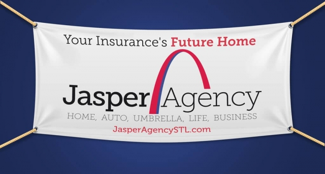 Jasper Agency Banner: Your Inusrance's Future Home